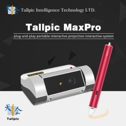 Интерактивные доски Maxpro Tallpic устройства Plug-N-Play 850 940нм