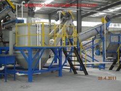 machine de recyclage pour le plastique et le carton