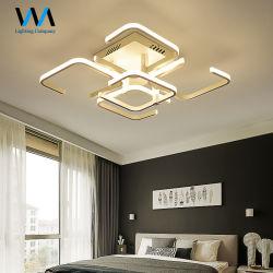 Accueil décorer Projecteurs lampe LED pour panneau en aluminium de couleur blanche Smart Luminaires d'éclairage de contrôle