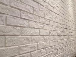 De antieke Comités van de Steen van de Bekleding Kunstmatige Witte Pu Faux van de Muur