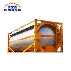 20ft または 40ft ISO 液体加熱タンクコンテナを販売時に賢く使用しました