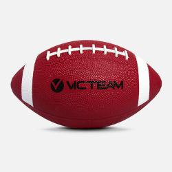Barato al por Mayor de Fútbol Americano el Rugby Pelota de goma
