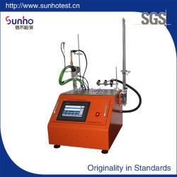 IEC60695 Universal de la prueba de productos eléctricos Máquina de ensayo llama vertical horizontal