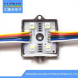 Baugruppe SMD5050 RGB der RGBW Baugruppen-LED farbenreich mit Controller-Gebrauch für freigelegte Farbe LED