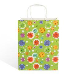 Personalizar a forma de impressão das embalagens de papel bag para Dom