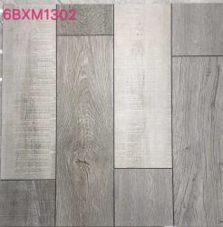 nuovo arrivo 6bxm1302! ! ! Le mattonelle rustiche di sembrare di legno di stampa del getto di inchiostro per il pavimento e la parete decorano l'uso