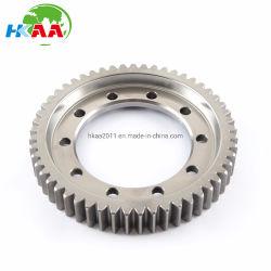 Высокая точность обработки сминания стальное кольцо шестерни для автомобилей