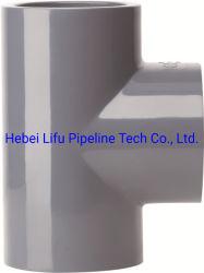 Pression de haute qualité (PN20 - PN16) du raccord de tuyau PVC en plastique