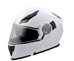 Высокое качество гоночных мотоциклов поворотных каски с точки