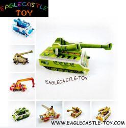 3D Puzzle Childred juguete DIY Panzer/kids juguetes/Don/Juguete Educativo (CXT20057)