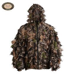 Custom Promotinal uniforme militaire Bionic moussues Camouflage de chêne Vêtements de chasse