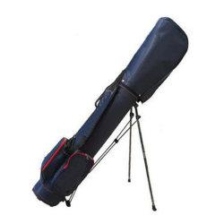 Kundenspezifischer schwarzer kleiner Nylongolf-Beutel-Golf-Gewehr-Beutel
