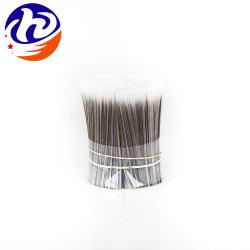 Lz escobas cepillos para el hogar de filamentos de fibras sintéticas de poliéster de cable de plástico PET plástico