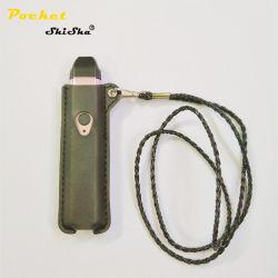 E-cigarette Vape Housse en cuir de plume d'Accessoires pour kit de Caliburn