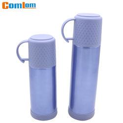O CL1C-A58-B Comlom 350/450ml bala de Aço Inoxidável Shape vaso de balão de vácuo de parede dupla com pega Cup