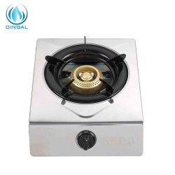 Одна Золотая чугунные горелки газовой плитой с эмалью доски (DS-GSS101)