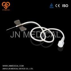 ベストセラーの使い捨て可能な頭皮の静脈の一定の注入の針
