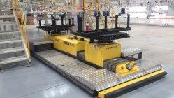 Guiados automatizados veículo (AGV) Robô Móvel de Elevação Duplo Agv