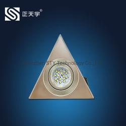AC Power LED montados à superfície escura/Gabinete/Roupeiro em destaque