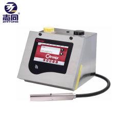 China continua de Uso Industrial Ink-Jet impresora y la máquina para la botella de plástico el número de serie Fecha de expiración Imprimir