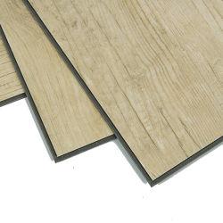 Commerce de gros imperméable en plastique anti -Patinage de luxe en PVC Vinyl Plank SPC SPC Flooring