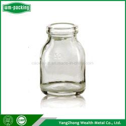 Фармацевтические вливание стеклянную бутылку, нестандартный размер вливание ампул
