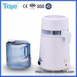 De tand Distillateur van het Water van de Kliniek van de Filter van het Roestvrij staal van de Apparatuur 4L Tand