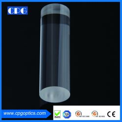 Dia2.5XL35mm N-Bk7/B270/varilla de vidrio de sílice fundida