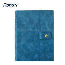 منظم دفتر ملاحظات بحجم 8.5 بوصة مزود بحافظة ملفات من النوع 6 رنات نسخة من قرطاسية رونغي