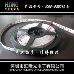 60LED/mètre LED SMD2835 Soft Bande LED avec substrat FPC