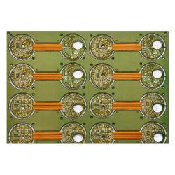 多層HDIの両面の層の印刷のサーキット・ボードPCBの堅い屈曲PCB