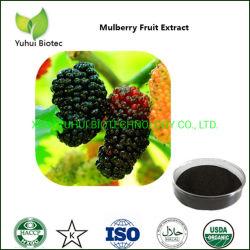 Природные шелковицы экстракт плодов порошок