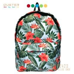 在庫! 在庫! 在庫! 方法浜様式の海岸の一見のBoheimiaのジャングル様式100%年のポリエステル品質のキャンバスのバックパックの人のハンドバッグ旅行学生袋のナイロンジッパー