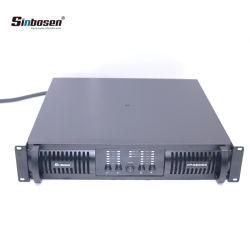 Sinbosen 종류 D 액티브한 스피커 베이스 증폭기 모듈 Fp22000q 전문가 4 채널 증폭기