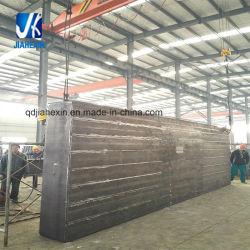 Fabricación de acero estructural de la base de acero soldado viga H
