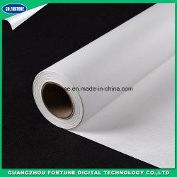 Hot ventes ! Peinture d'impression jet d'encre blanc mat Canevas pour l'encre Eco-Solvent en rouleaux