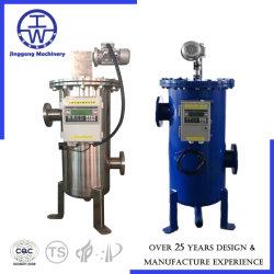 Automatischer örtlicher Filter-Edelstahl u. Kohlenstoffstahl für Bier-Brauerei/Getränke-/Apotheke-Industrie-Flüssigkeit/ätzenden/Säure-/Wasser-Filter