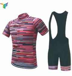 China Sublimação Personalizado Quick Dry Bicicleta Jersey