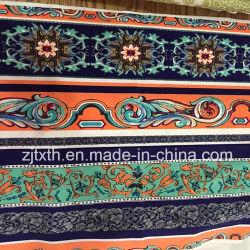 2016 de Nieuwe TextielStof van de Decoratie van de Streep van Af:drukken