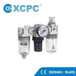 La unidad de control regulador de aire Filtro lubricador Frl Componentes neumáticos