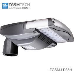 35W IP66 Solaire LED Tête de Mat avec Philips Chips
