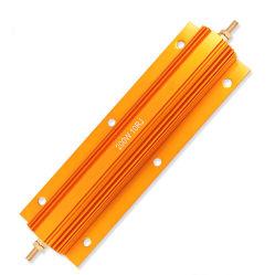 Resistore Wirewound del caricamento di alto potere del resistore 500W 200W dell'oro Rx24