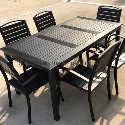 Современные Poly-Wood садовой мебелью патио обеденный стул