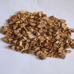 Walnoot Shell Filter voor de behandeling van oliewater