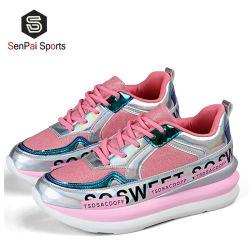 2020 Nieuwe Gemerkte Tennisschoenen Shinny Populaire Dame Fashion Footwear