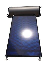Platten-Sonnenkollektor-Solarwarmwasserbereiter-intelligentes Controller-System