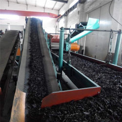 I pneumatici di gomma dello scarto che elaborano la linea di produzione briciola di /Waste di costo stanca il macchinario di taglio