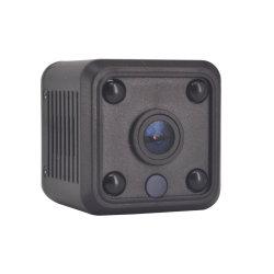 1080P de miniIP van de Batterij van kabeltelevisie van de Camera Navulbare Opsporing DVR van de Motie van de Opslag van de Kaart van de Camera BR van kabeltelevisie van Sureveillance van de Camera
