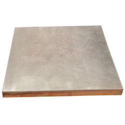 Esplosione placcata di alluminio dell'acciaio inossidabile che salda striscia bimetallica