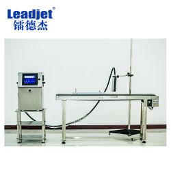 Leadjet V98 지속적인 Cij 만기일 잉크젯 프린터
